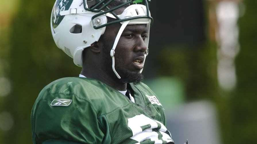 New York Jets defensive lineman Muhammad Wilkerson #96