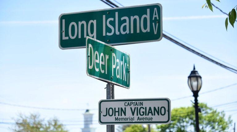 A stretch of Long Island Avenue in Deer