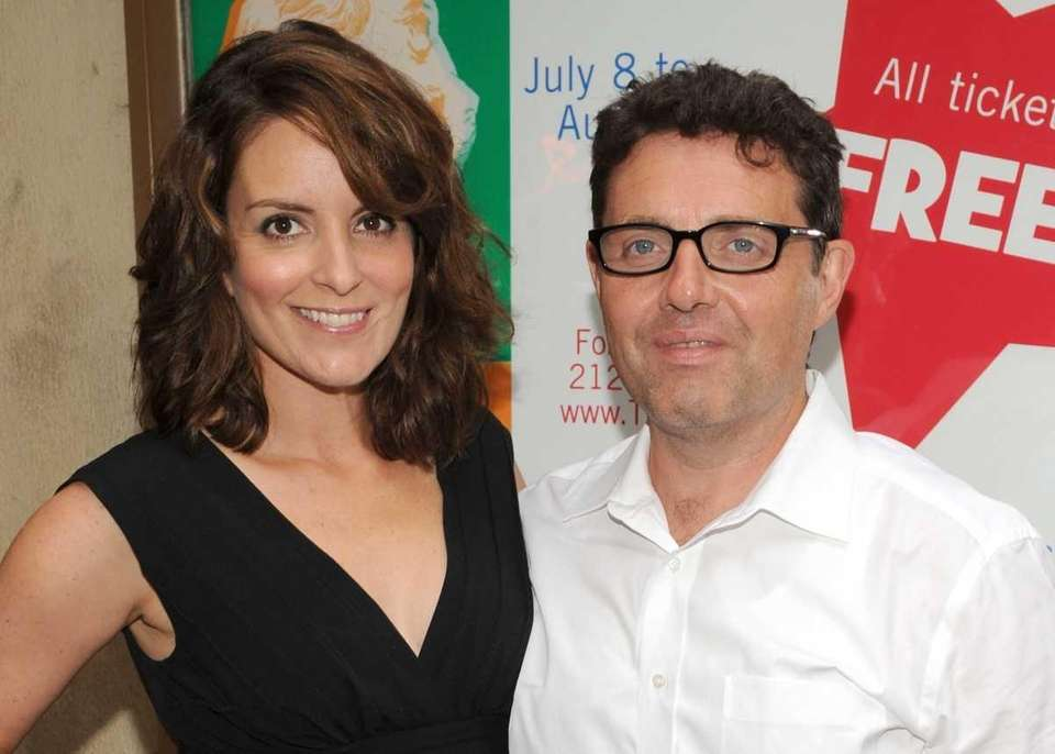 Parents: Tina Fey and Jeff Richmond Children: Penelope