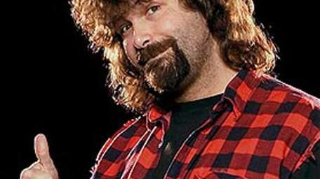 Mick Foley will appear for the Rage in