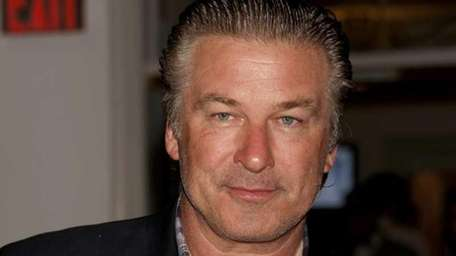 Alec Baldwin attends the Guild Hall Summer Gala