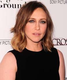 "Actress Vera Farmiga attends the ""Higher Ground"" premiere"