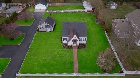 This Smithtown property is listed for $549,999.