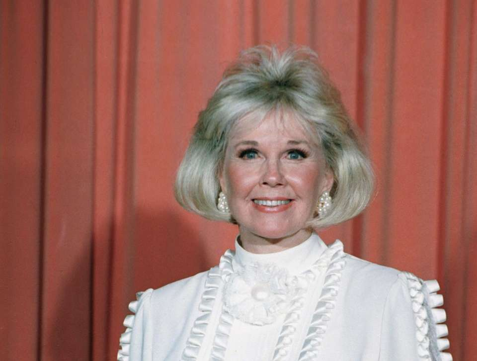Doris Day, the honey-voiced singer and actress whose