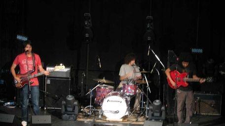 The London Souls: From left, Kiyoshi Matsuyama, Chris