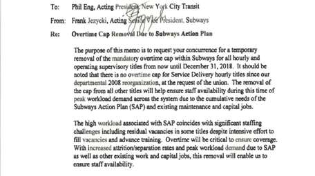Phillip Eng, then New York City Transit's acting