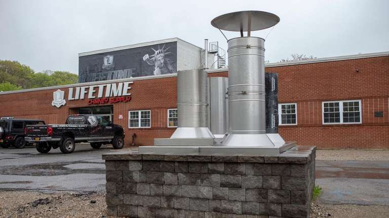 Lifetime Chimney Supply, a maker of chimney liners,