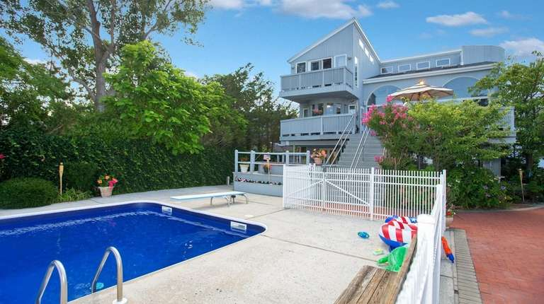 This Bayville home is listed for $1.385 million.