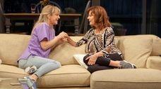 Marin Ireland, left, and Susan Sarandon star in