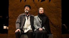 Steven Skybell and Medford-raised Jennifer Babiak star as