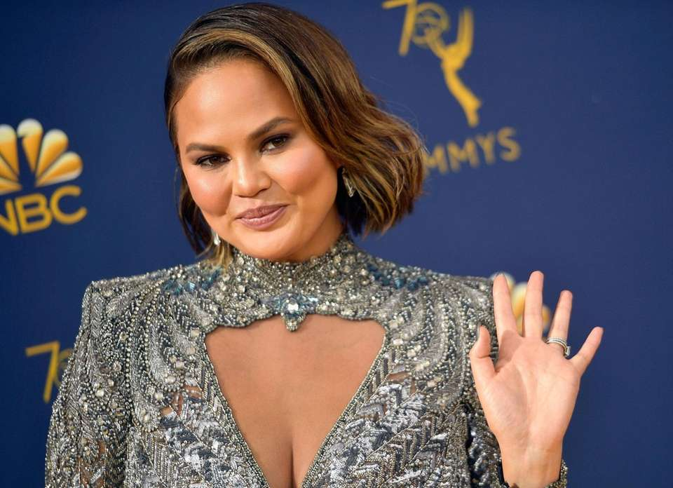 Chrissy Teigen opened up for the first time