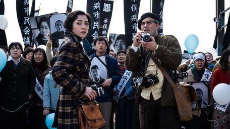 "In ""Minamata,"" Johnny Depp plays celebrated war photographer"