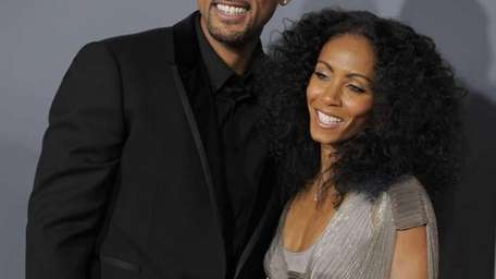 Will Smith and Jada Pinkett Smith. This Hollywood