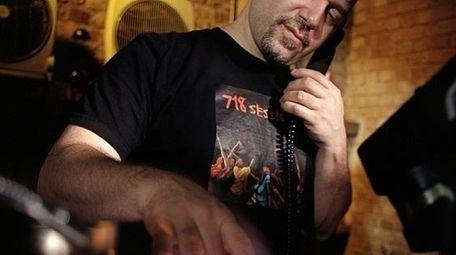 DJ Danny Krivit was the DJ at the