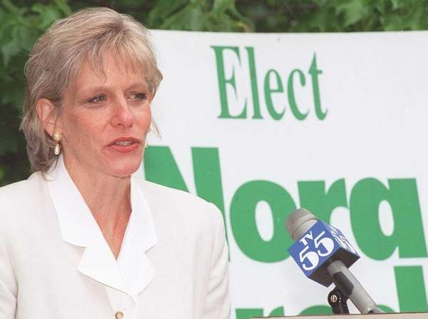 Nora Bredes, 60 Led Long Island's fight to