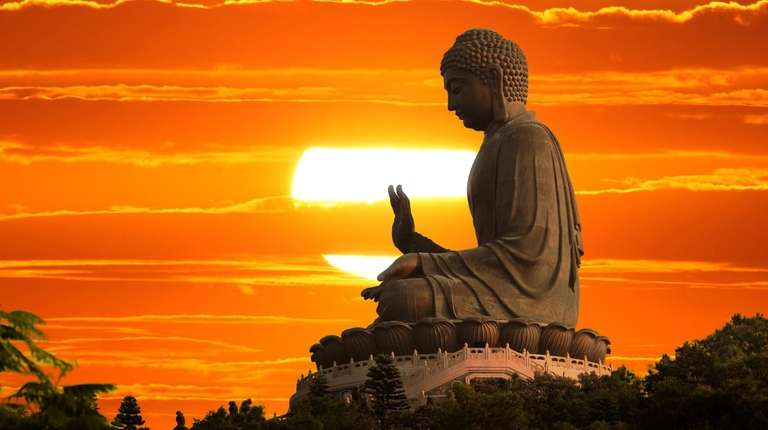 The official date for Buddha's birthday this year