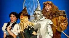 They're off to see the Wizard in Port