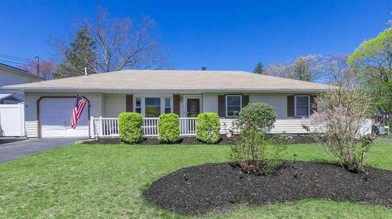 This Patchogue home is listed for $339,990.