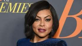 Taraji P. Henson, who opened The Boris Lawerence