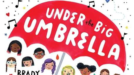 "Brady Rymer's new ""Under the Big Umbrella"
