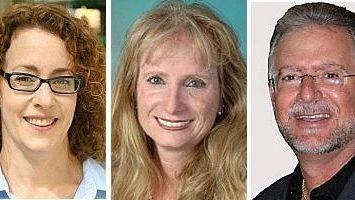 Beth Granger, Jill O'Sullivan and Alan J. Schwartz