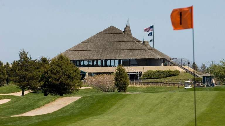 Montauk Downs State Golf Course in Montauk with