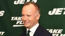 New York Jets chairman and CEO Christopher Johnson