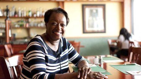 Lillian Dent, co-owner of LL Dent, runs the