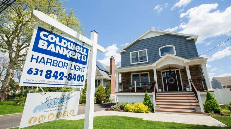 LI home sales, prices jump, with biggest gains in Suffolk