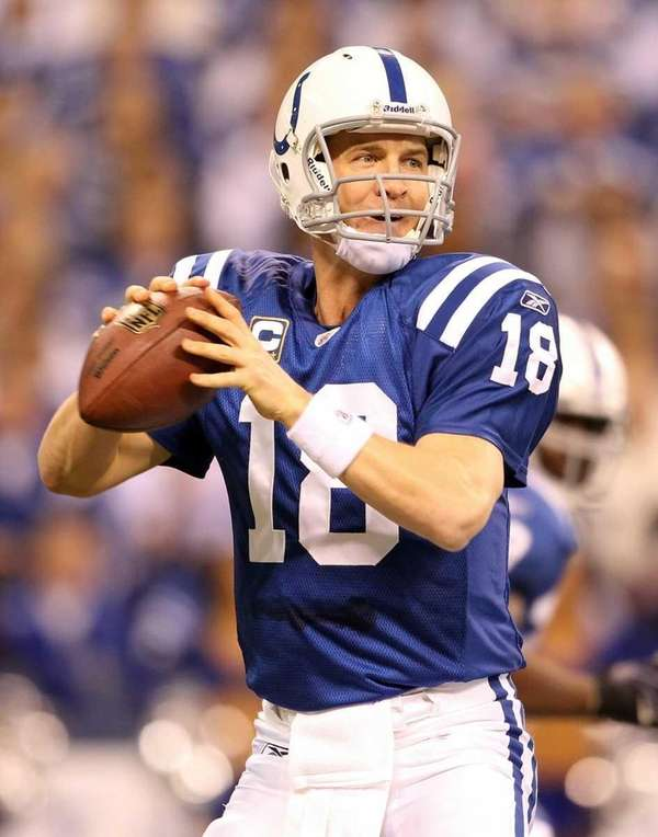 1. PEYTON MANNING, Colts Quarterback Salary: $23 million