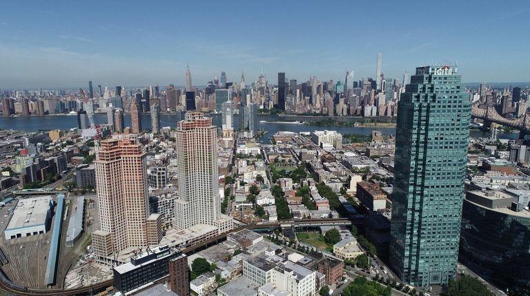 Long Island City, Queens, seen on June 26,