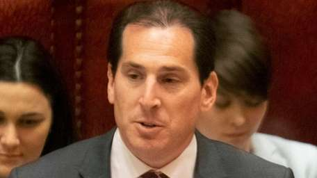 State Sen. Todd Kaminsky (D-Long Beach) describes the