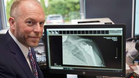 Dr. Charles Ruotolo, founder of Total Orthopedics and