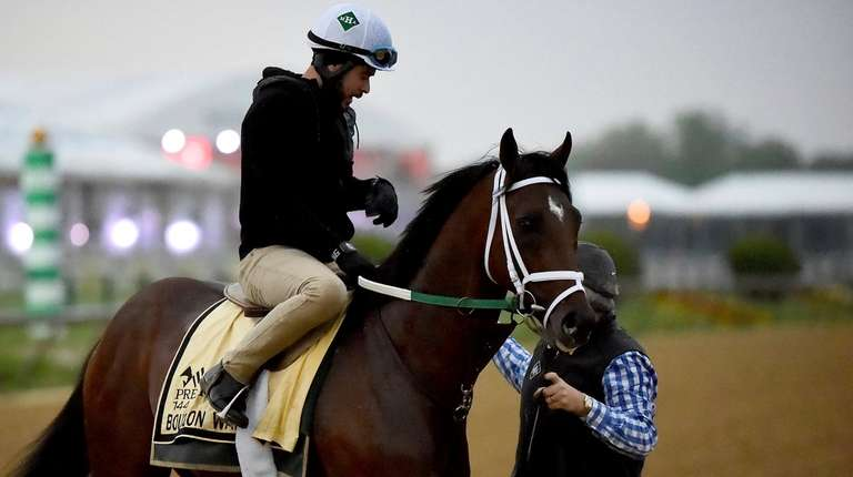 Bourbon War is the pick to win the Preakness | Newsday