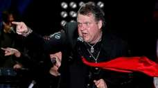 """The Meat Loaf musical """"Bat Out of Hell"""""""