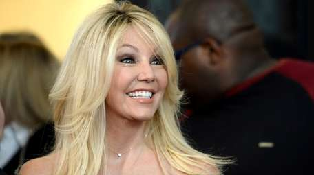 "Heather Locklear attends the TLC ""Too Close to"