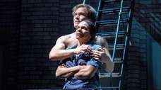 """Michael Shannon and Audra McDonald star in """"Frankie"""
