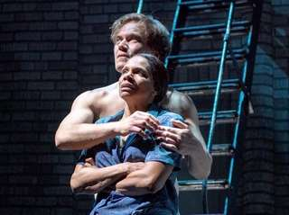 "Michael Shannon and Audra McDonald star in ""Frankie"