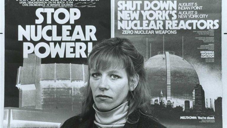 Executive Director of Shoreham Opponents Coalition Nora Bredes