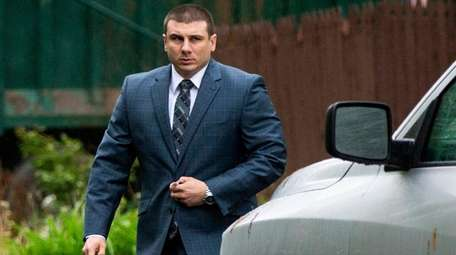 NYPD Officer Daniel Pantaleo's disciplinary trial continued Thursday