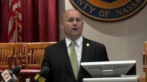 Nassau County Police Commissioner Patrick Ryder warned Long