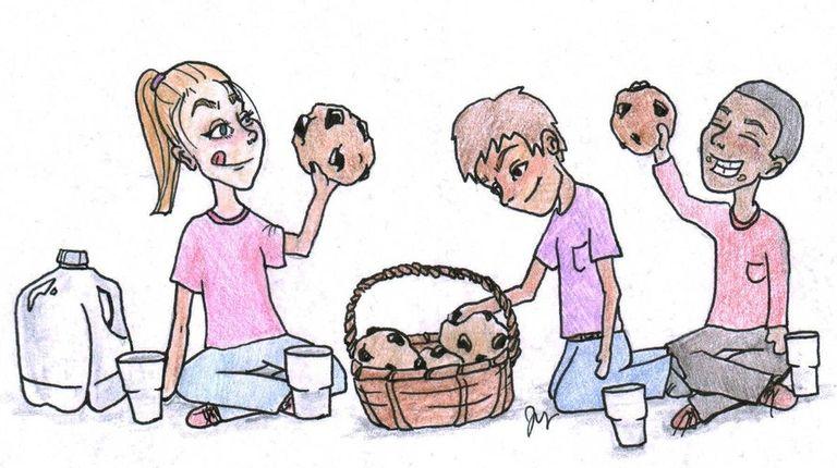 Kidsday taste-tests Long Island bakeries' chocolate chip cookies