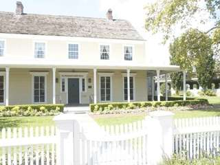 The Nathaniel Conklin House on Main Street was