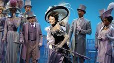 Laura Benanti stars as Eliza Doolittle in the