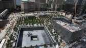 Construction continues on the National September 11 Memorial