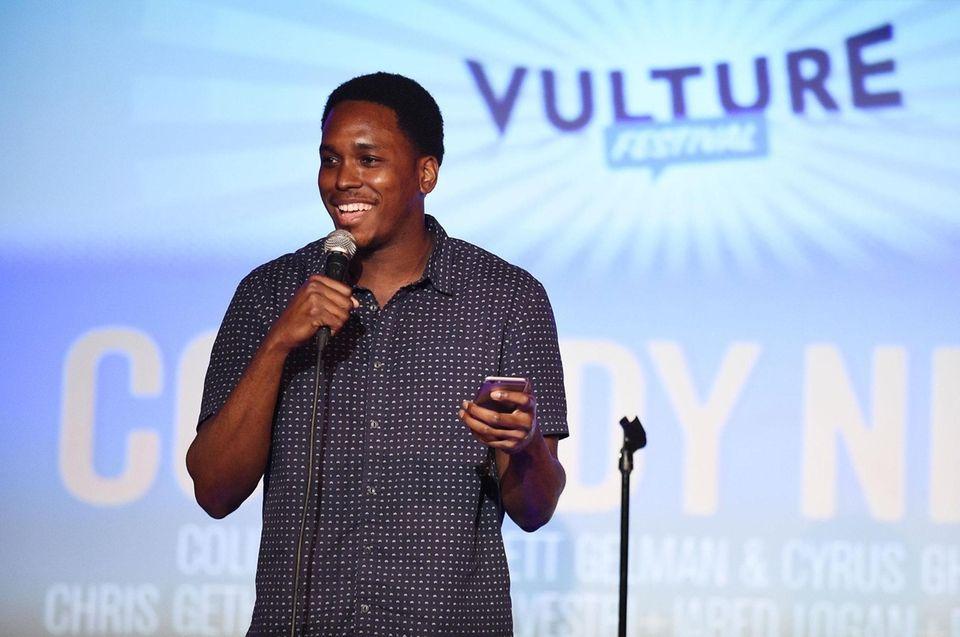 BROOKLYN, NY - MAY 31: Comedian Kevin Barnett