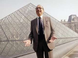 I.M. Pei, the versatile, globe-trotting architect who revived
