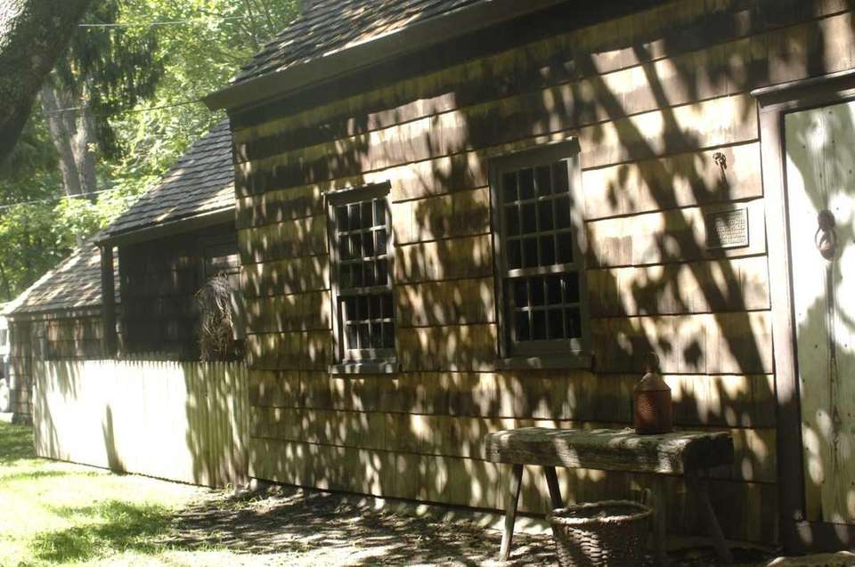 The Nathaniel Longbotham House, first built before 1746,