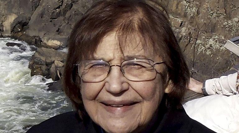 Martha Harris in 2014.