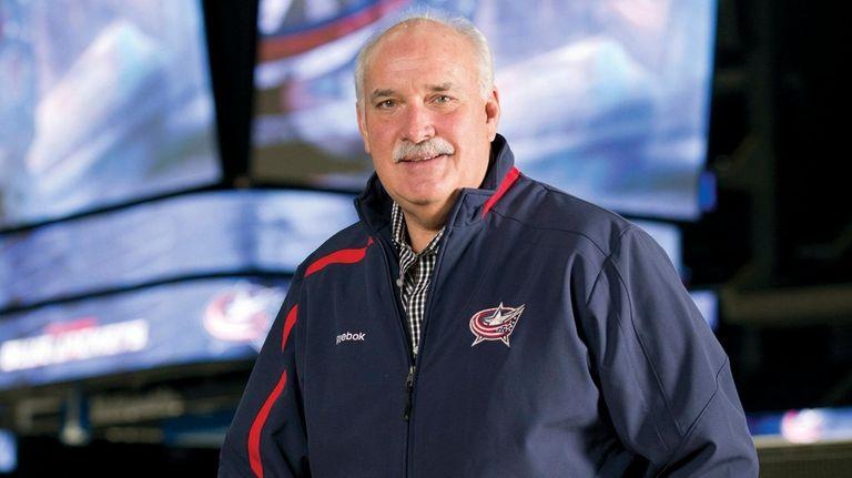 Former Columbus Blue Jackets president of hockey operations